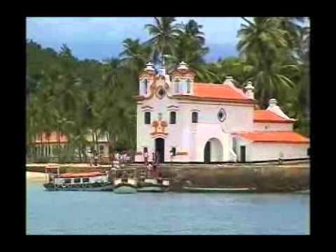 Ep 50-2 – Baía de Todos os Santos e Morro de São-Paulo, Bahia