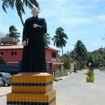 A devoção ao Padim Cícero, em Japaratinga, Alagoas.