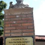 Em Coruripe Dom Pero e seus companheiros foram moqueados e comidos pelos Caetés.