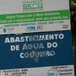A APA de Mangue Seco foi o local escolhido pela LUSOMAR, para mais uma auto-destrutiva fazenda de camarões, financiada pelo governador Paulo Souto, da Bahia.