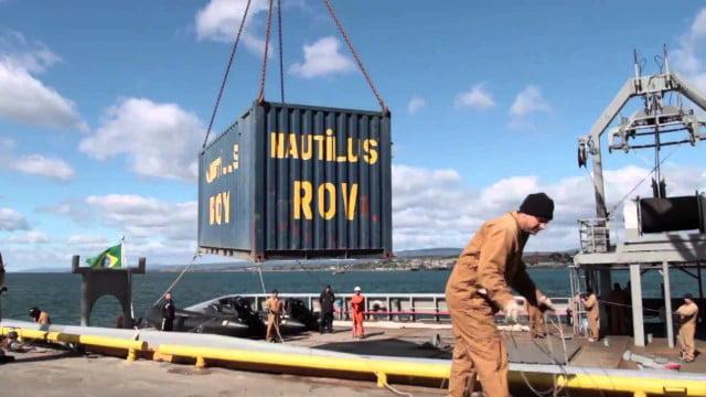 Enquanto os documentários não ficam prontos mais um trailer do resgate do Mar Sem Fim.