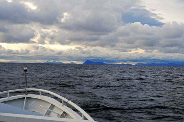 Cabo Horn à vista!