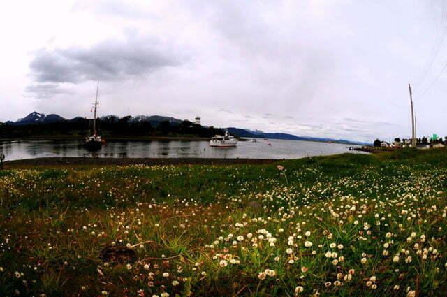 O Mar Sem Fim em Puerto Willimans