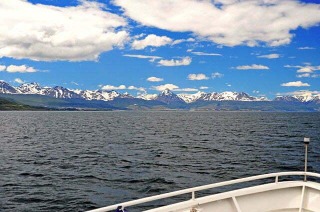 Ushuaia na proa do Mar Sem Fim. Mais uma etapa vencida!
