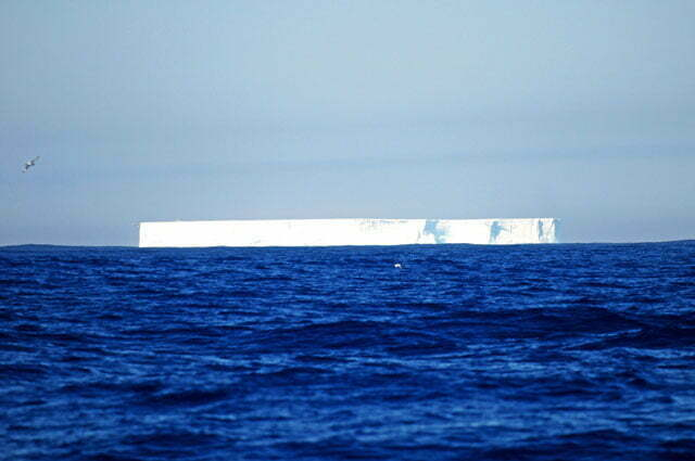 Iceberg tubular