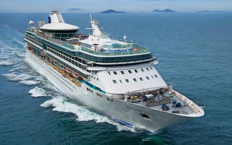 Splendour of the Seas, imagem do navio Splendour of the Seas
