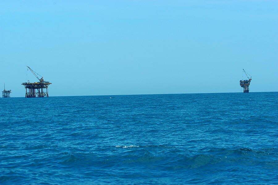Petrobrás, imagens de plataforma de petróleo da petrobrás no mar