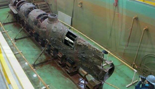 Navio e submarino da Guerra Civil Americana são resgatados e estudados