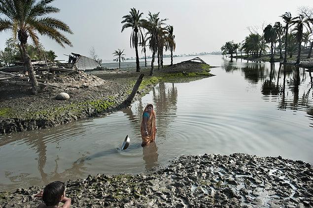 foto da matéria mudança climática