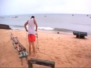 Lagosta e morte de pescadores.
