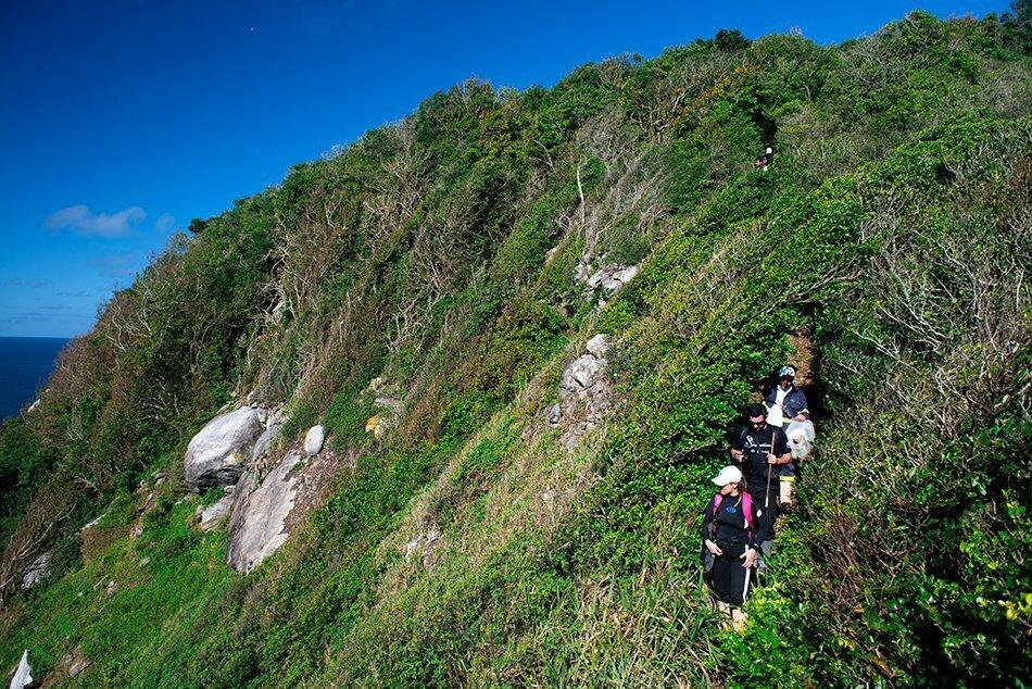 ilhas da Queimada Pequena e Queimada Grande, imagem da a-trilha-arie ilhas da Queimada Pequena e Queimada Grande