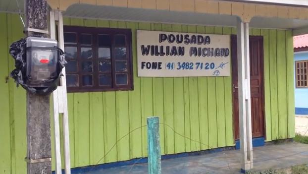 Trailer sobre o Parque Nacional do Superagui, imagem da pousada William Michaud