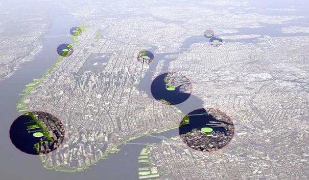imagem ilha compostagem nova iorque