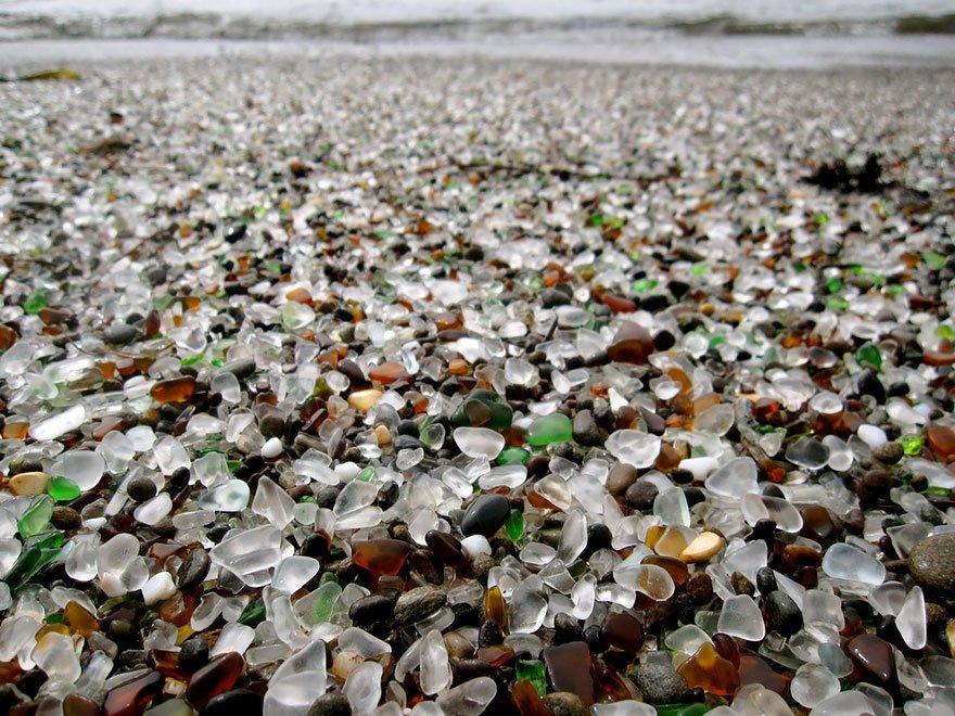As praias mais diferentes do mundo