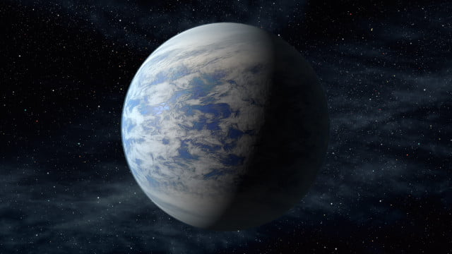 Planeta sem oceanos pode ter a possibilidade de vida alienígena?