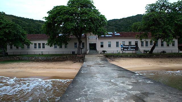 Parques Estaduais Ilhabela e ilha Anchieta.