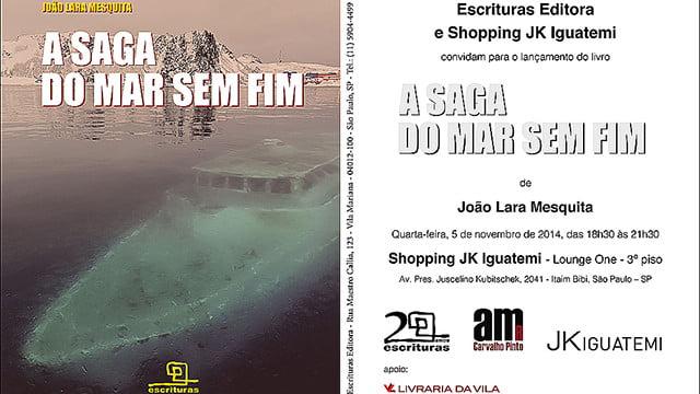 Livro: A Saga do Mar Sem Fim