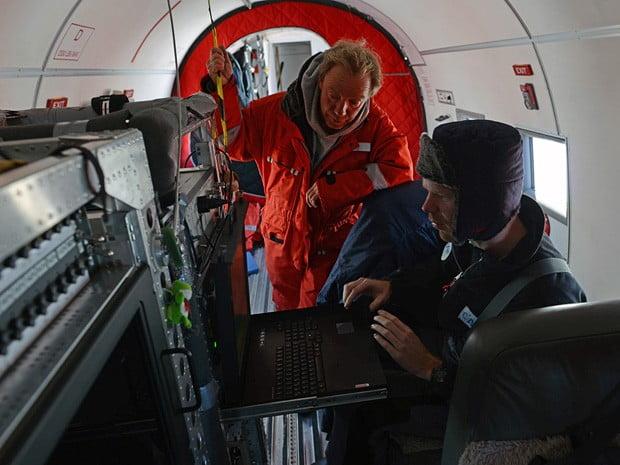 meteorito pode ter caído na antartica
