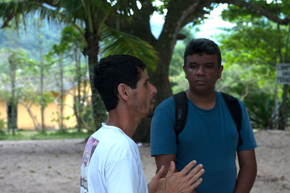 o-eliel-e-lider-do-Sono-APA de Cairuçu