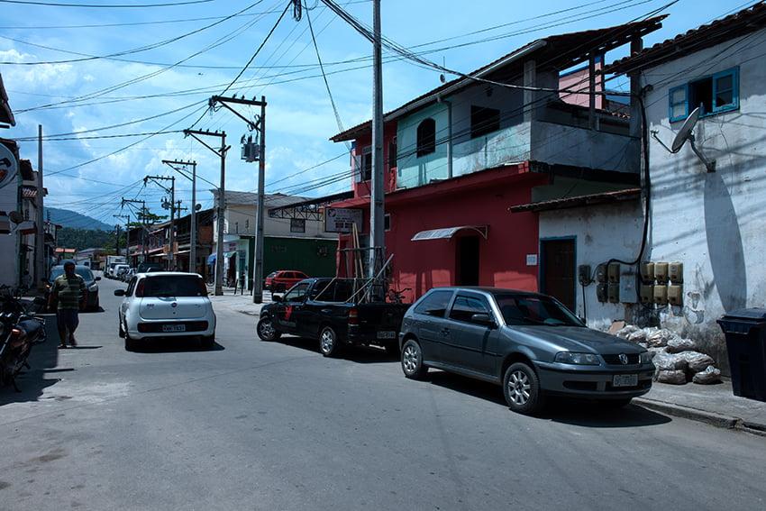 os-gatos-no-poste,APA de Cairuçu