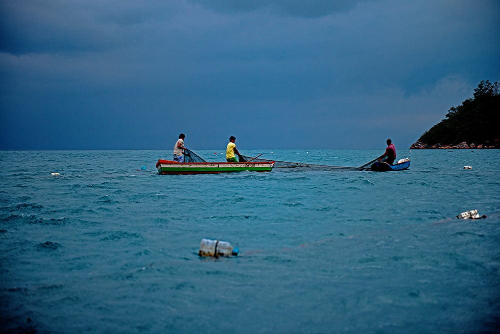os-pescadores,APA de Cairuçu