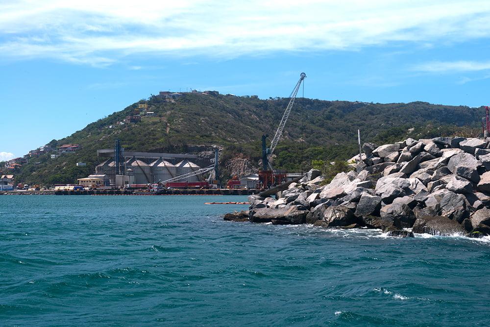 Resex Arraial do Cabo, Rio de Janeiro, imagem de porto