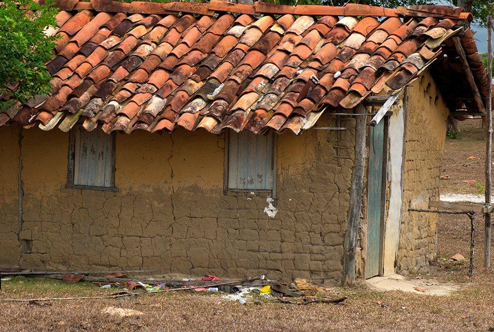 resex cassurubá, imagem de casa em Macacos