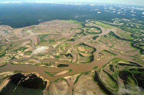 desmatamento da amazônia, imagem de área desmatada na amazônia