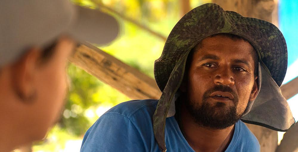resex cassurubá, imagem de pescador