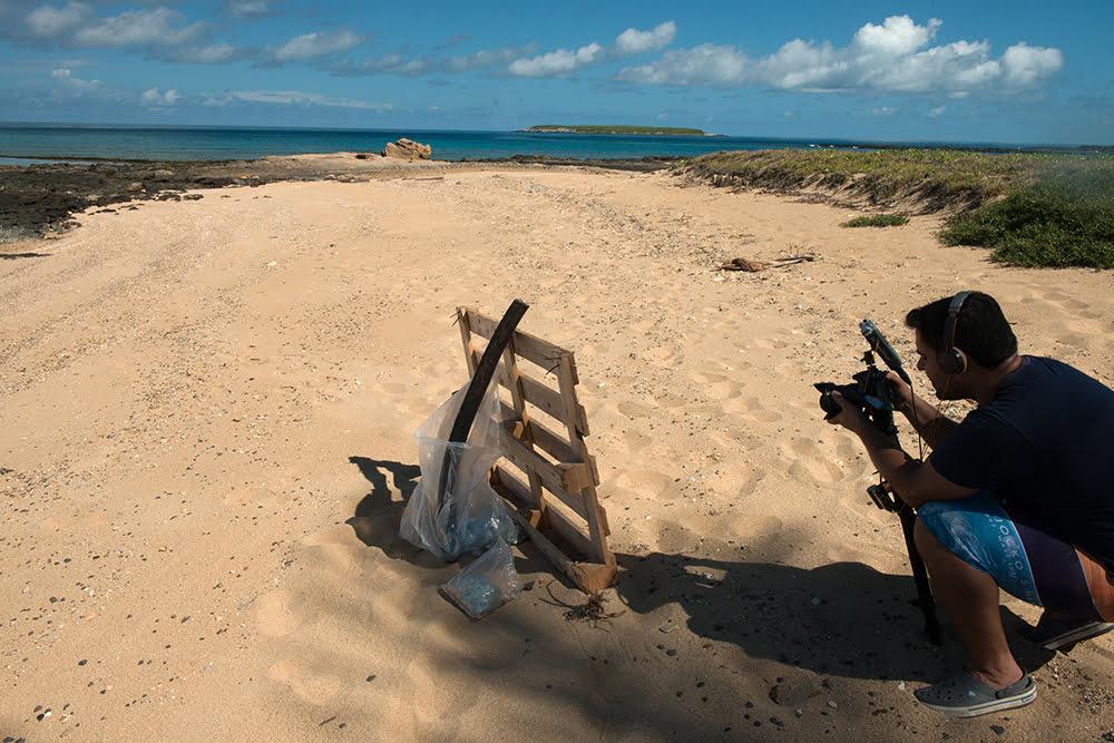o-lixo-na-Redonda no Parque Nacional Marinho dos Abrolhos