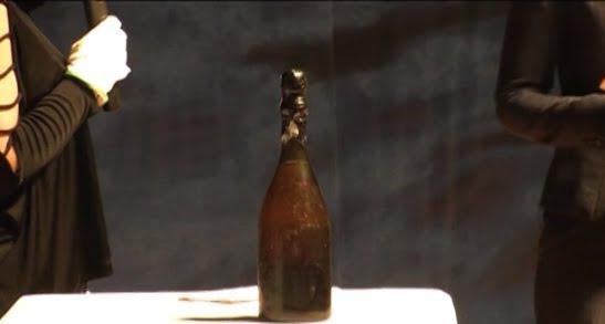 champanhe de 170 anos 2