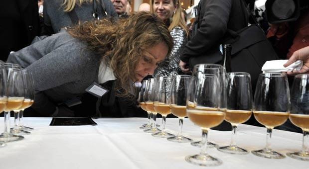 champanhe de 170 anos