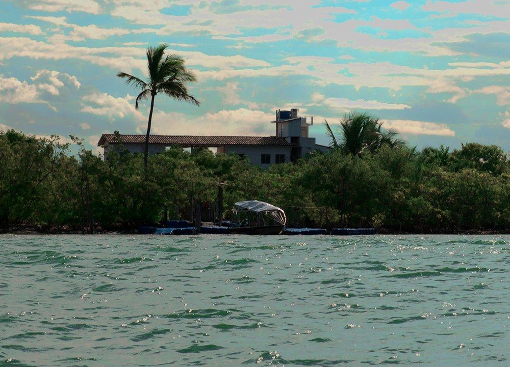 Resex de Canavieiras, imagem de uma-mansao-no-mangue