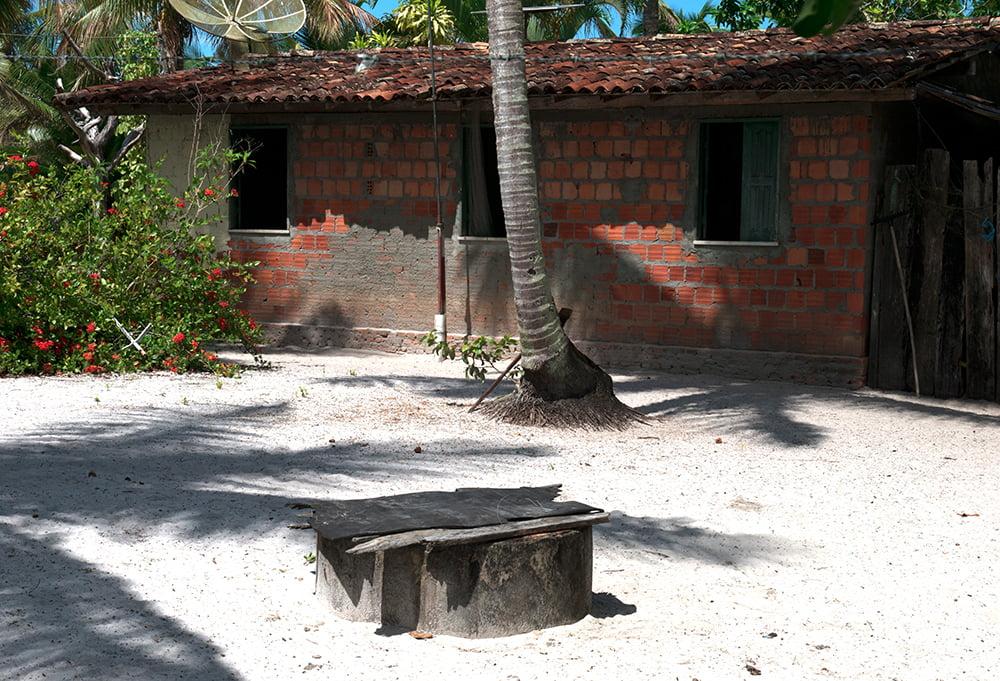 o-poco-envenenado em Barra velha, Canavieiras