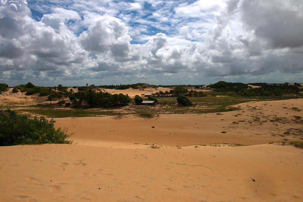 APA de Paiçabuçu, imagem da comunidade de Pixaim