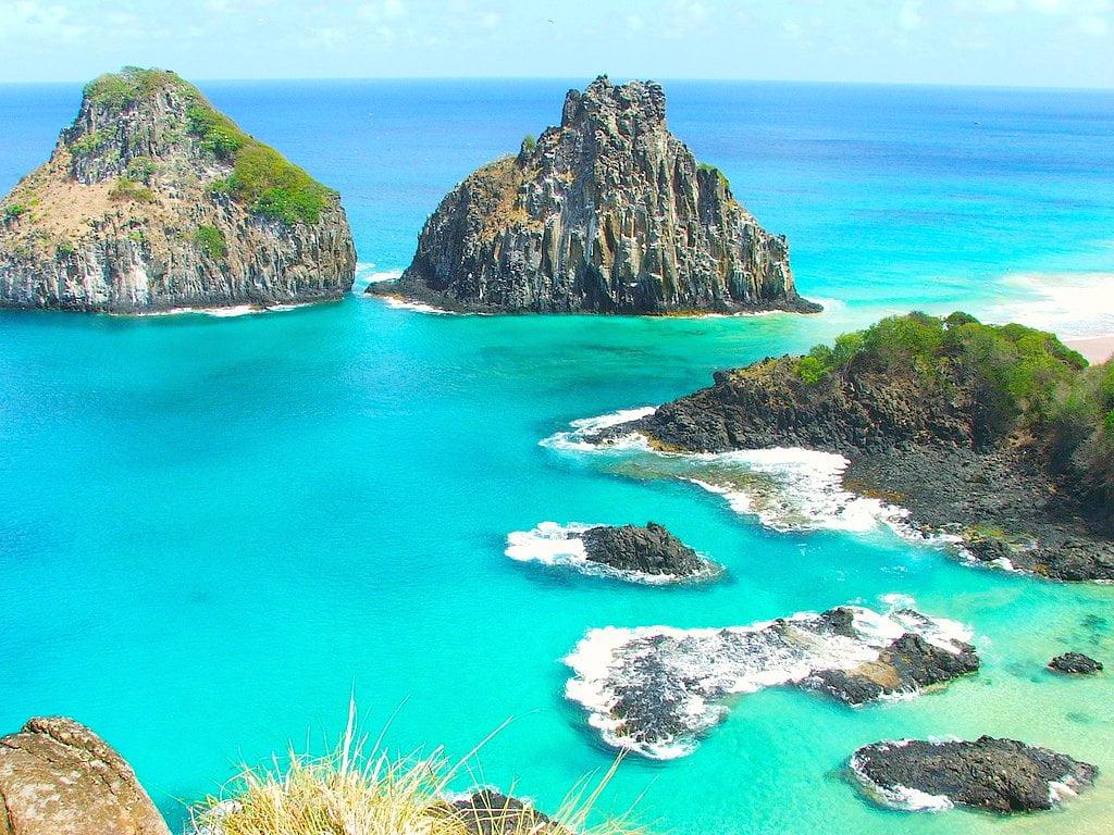 Ilha Grande pretende cobrar visita, imagem de Fernando de Noronha