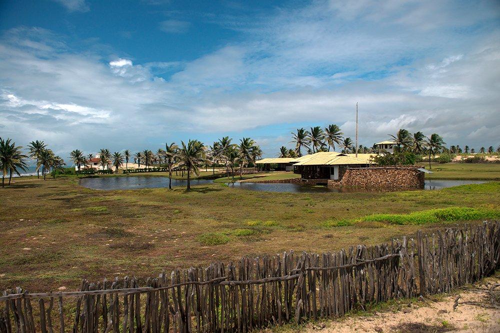 resex prainha do canto verde, imagem de mansão de Tales Montano Sá Cavalcante.