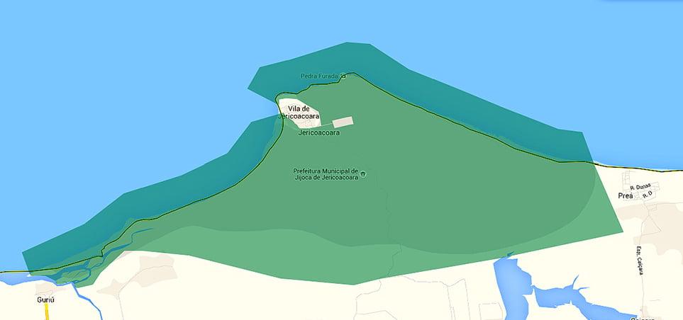 parque nacional marinho de jericoacoara