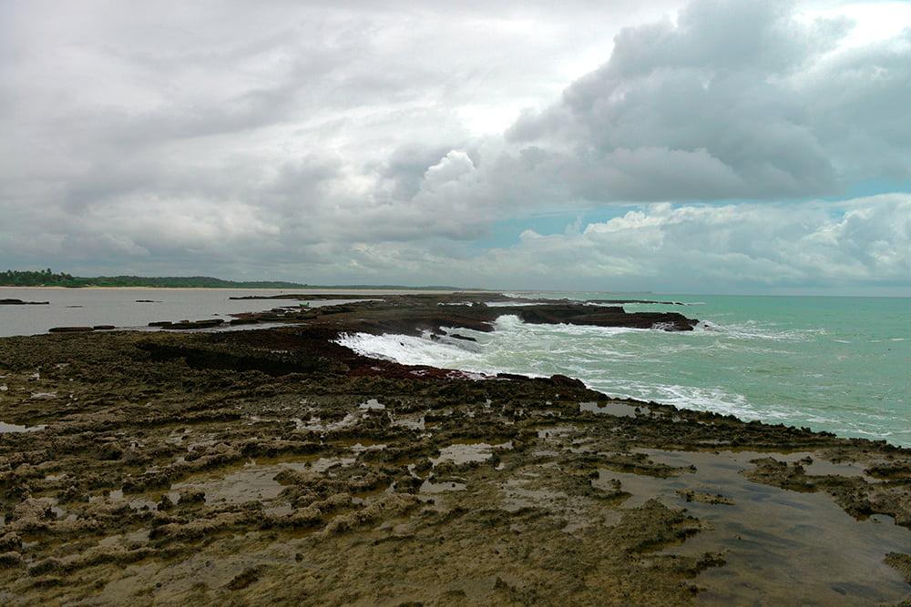 Árie e APA de Mamanguape, imagem de recifes