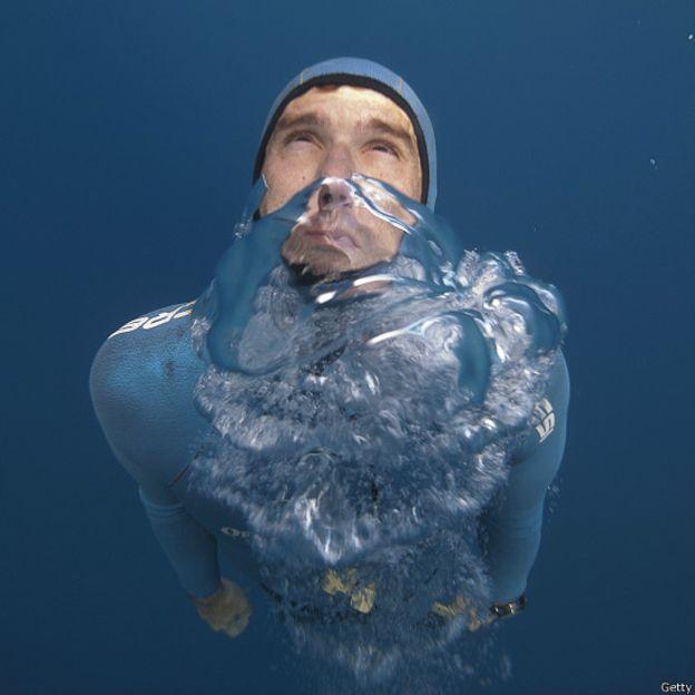 Mergulhadora morre durante treino, imagem da mergulhadora Natalia Molchanova