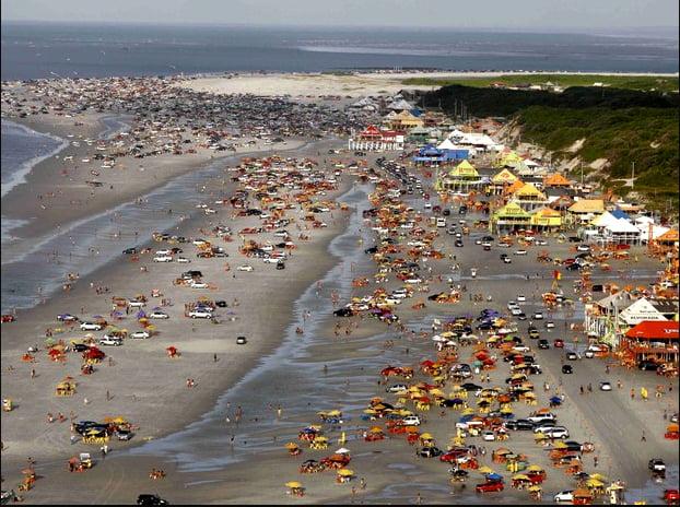 Resex Maracanã e Resex Chocoaré Mato Grosso, imagem da praia de Atalaia