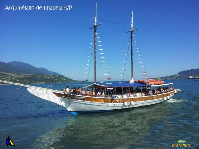 Escuna naufraga em Ilhabela, imagem de Escuna de turistas de ilhabela