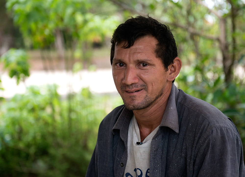 Resex Maracanã e Resex Chocoaré Mato Grosso, imagem de Josias, morador de São João de Peri Meri