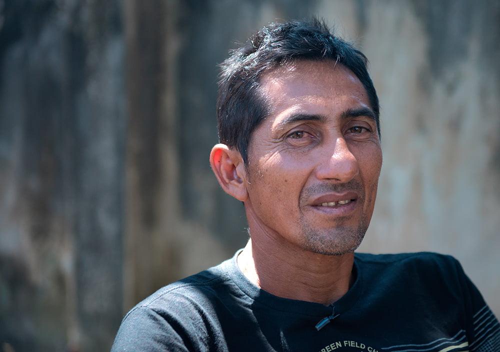 Resex Gurupi- Piriá, imagem de José Carlos, presidente da Associação dos usuários da Resex