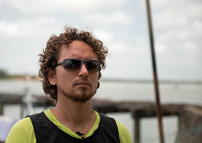 Resex Soure, Ilha do Marajó, imagem de Andrei Cardozo, chefe da UC