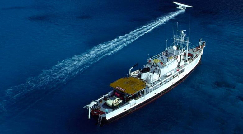 Conheça a história do navio Calypso, navio Calypso