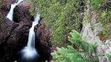 O mistério da cachoeira sem fim