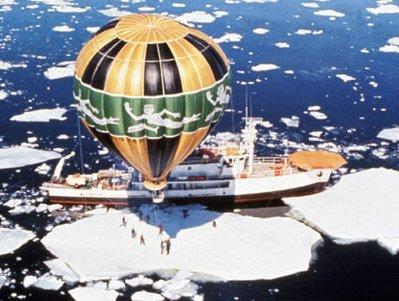 Conheça a história do navio Calypso, calypso na-antártica-