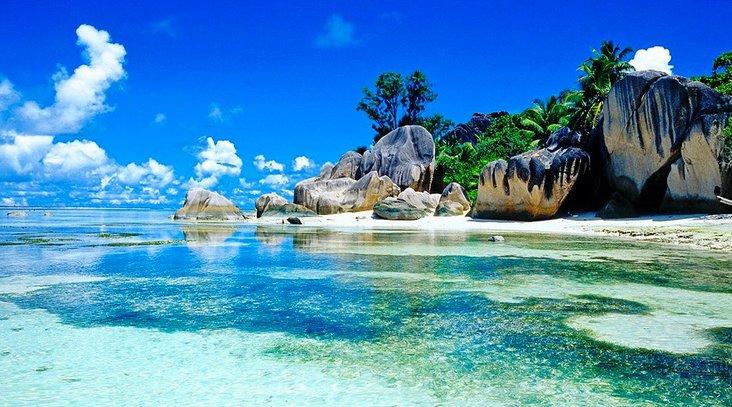 Reservas marinhas X dívida pública, imagem de Paisagens de Seychelles
