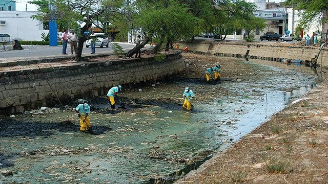Colapso dos rios brasileiros